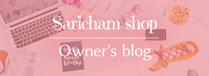 Saricham shop Owner's blog